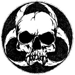 biohazard skull 2