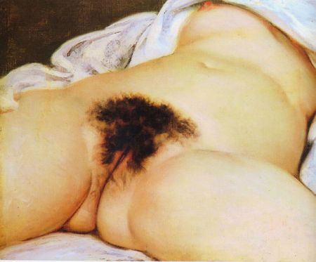 courbet OriginedumondeG