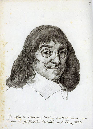 Descartes par Paul Richer
