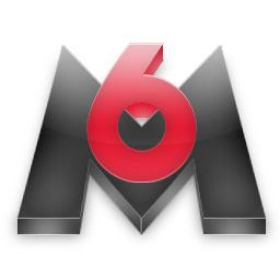 m6 logo