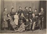 La famille de Freud