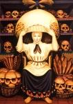 skull Octavio Ocampo