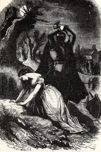 trois mousquetaire milady